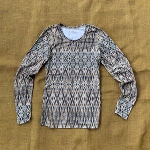 Anthropology Warm Top S